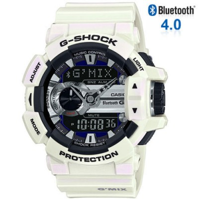 Reloj Casio G-Shock GBA-400-7CER bluetooth