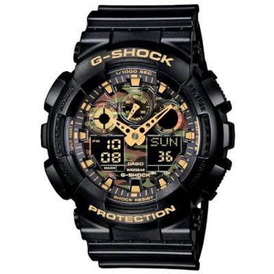 Reloj Casio G-Shock GA-100CF-1A9ER barato - relojdemarca