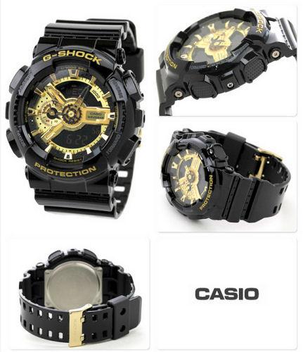 Reloj Casio G-Shock GA-110GB-1AER de hombre en oferta 9e4cf5d41efd