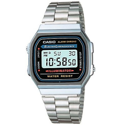 Reloj Casio Collection A168WA-1YES barato - relojdemarca