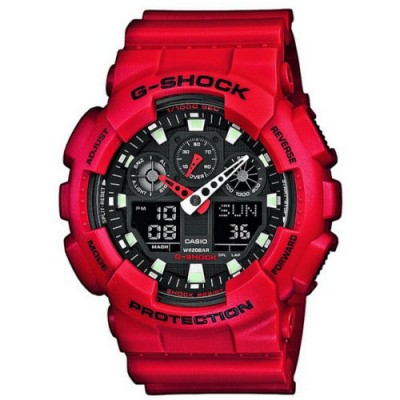Reloj Casio G-Shock GA-100B-4AER barato - relojdemarca