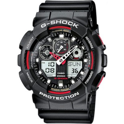 Reloj Casio G-Shock GA-100-1A4ER barato - relojdemarca