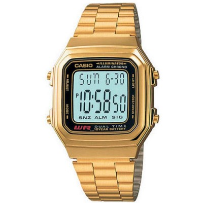 Reloj Casio Collection A178WGA-1A