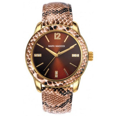 Reloj Mark Maddox MC3007-45 Animal Print - relojdemarca