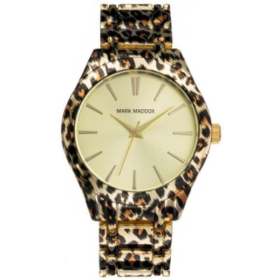 Reloj Mark Madoxx MM0010-27 animal print - barato