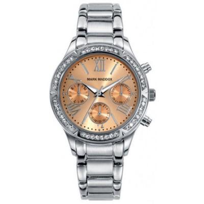 Reloj Mark Maddox MM7001-73 Trendy silver barato - relojdemarca