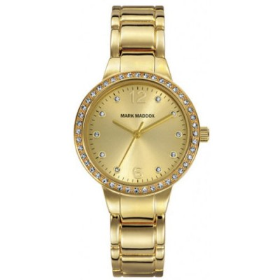 Reloj Mark Maddox MM7002-95 Golden Chic - relojdemarca