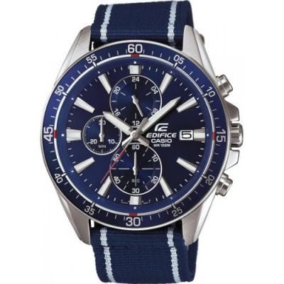 Reloj Casio Edifice EFR-546C-2AVUEF barato de nylon - relojdemarca