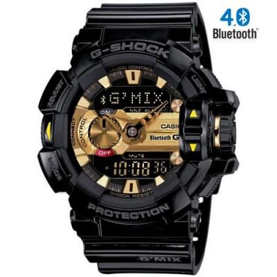 Reloj Casio G-Shock GBA-400-1A9ER bluetooth