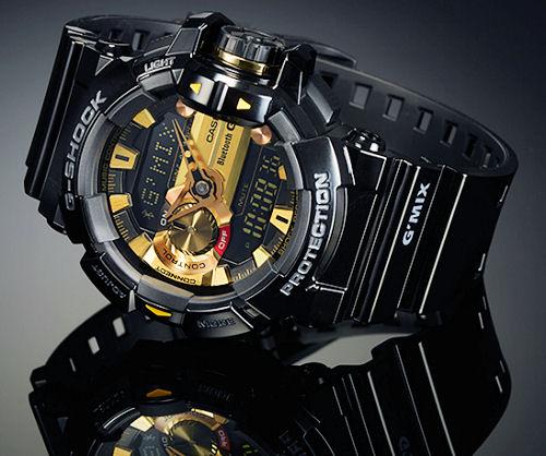 45255e9d8cbd Reloj Casio G-Shock GBA-400-1A9ER bluetooth en oferta