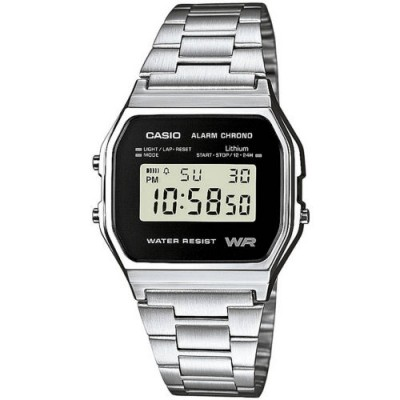 Reloj Casio A158WEA-1EF collection económico - relojdemarca