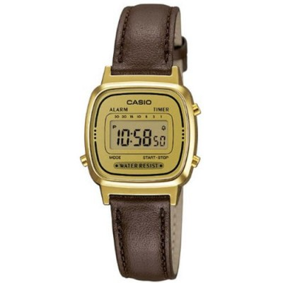 Reloj Casio LA670WEGL-9EF collection