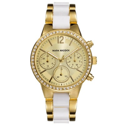 Reloj Mark Maddox MP6002-25 Golden Chic barato - relojdemarca