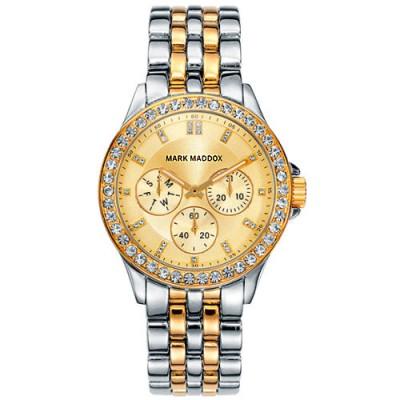 Reloj Mark Maddox MM3026-27 Trendy Silver - relojdemarca