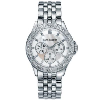 Reloj Mark Maddox MM3026-87 Trendy Silver barato - relojdemarca