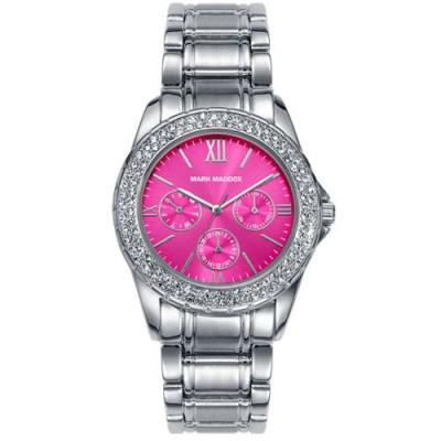 Reloj Mark Maddox MM7004-73 Trendy Silver barato - relojdemarca