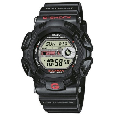 Reloj Casio G-Shock Gulfman G-9100-1ER barato - relojdemarca