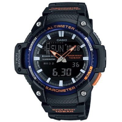 Reloj Casio SGW-450H-2BER anadigi barato - relojdemarca