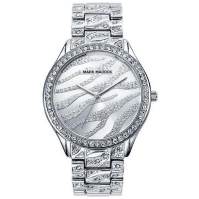 Reloj Mark Maddox MM6006-80 Trendy Silver barato - relojdemarca