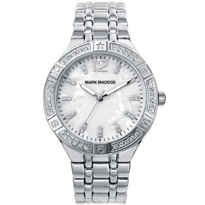 Reloj Mark Maddox MM6007-85 trendy silver barato - relojdemarca