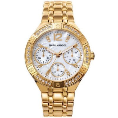 Reloj Mark Maddox MM6008-25 Golden Chic barato - relojdemarca