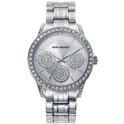 Reloj Mark Maddox MM6009-87 trendy silver barato - relojdemarca