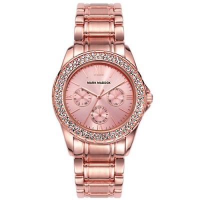 Mark Maddox MM7004-23 Pink Gold barato - relojdemarca