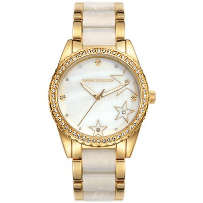 Reloj Mark Maddox MP3021-97 Golden Chic barato - relojdemarca