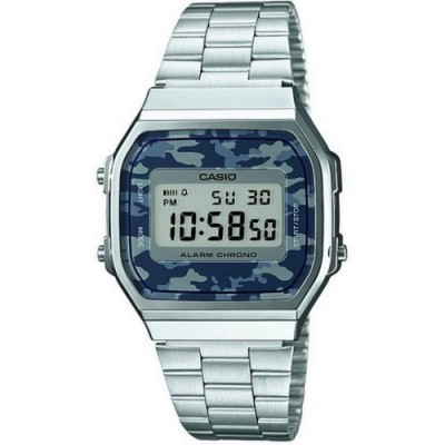Reloj Casio A168WEC-1EF Collection camouflage - relojdemarca