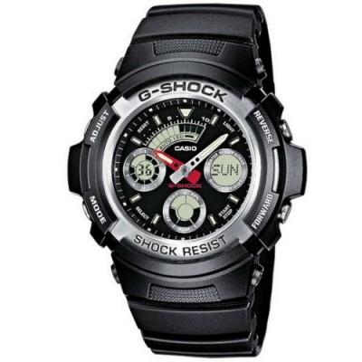 Reloj Casio G-Shock AW-590-1AER barato - relojdemarca