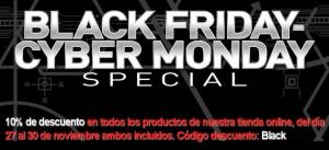 Black Friday y Cyber Monday Relojdemarca