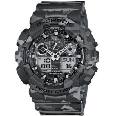 Reloj Casio G-Shock GA-100CM-8AER Camouflage