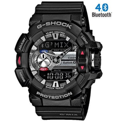 Reloj Casio G-Shock GBA-400-1AER bluetooth barato - relojdemarca