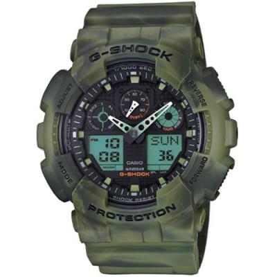 Reloj Casio G-Shock GA-100MM-3AER Camouflage barato - relojdemarca