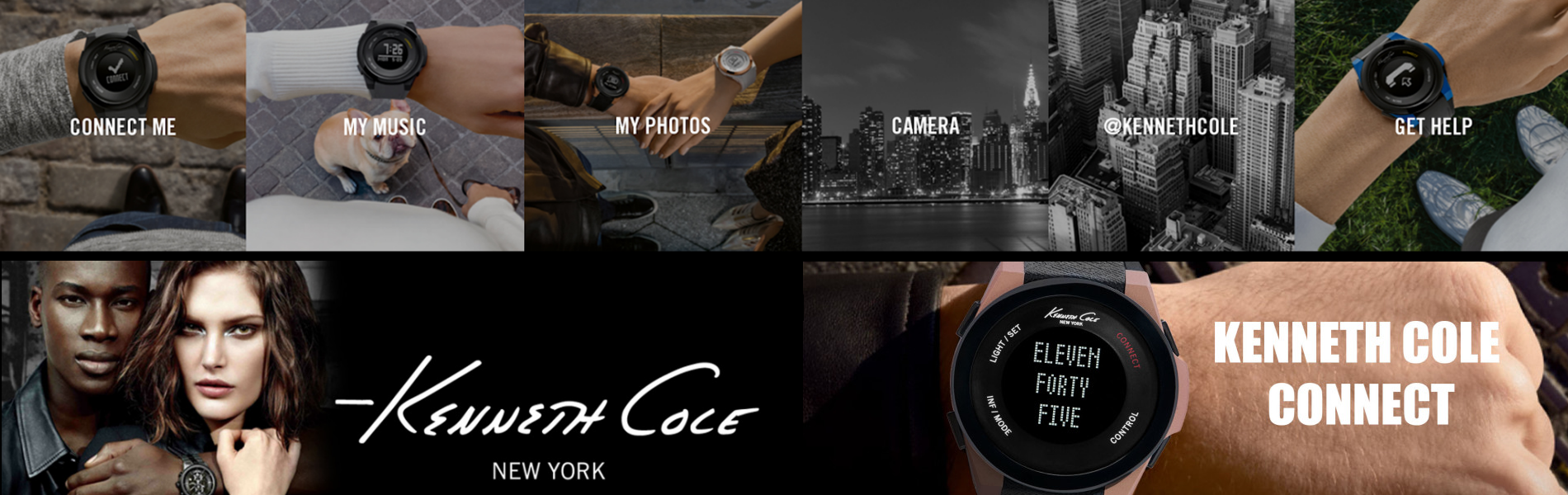 Relojes Kenneth Cole