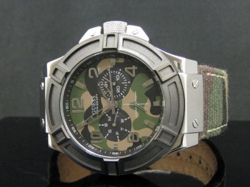 Reloj Guess W0407G1 Rigor rebajado - relojdemarca