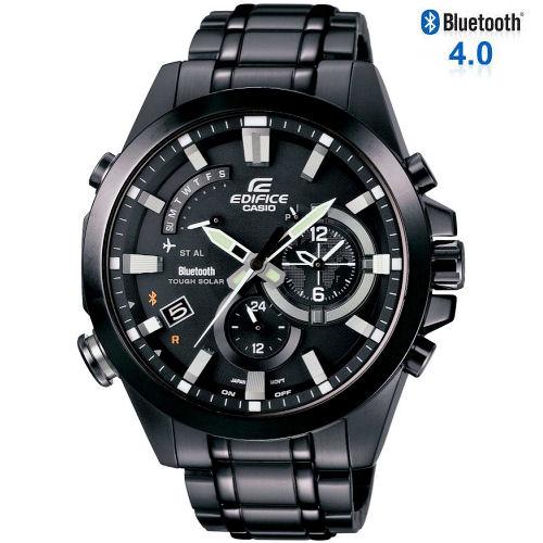 6ac4e1b0d340 Reloj Casio Edifice EQB-510DC-1AER bluetooth y alimentación solar