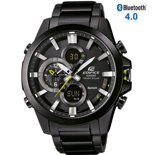 86e6426eb3fd Reloj Casio Edifice ECB-500DC-1AER en oferta con bluetooth 4.0