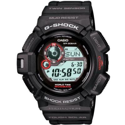 Reloj Casio G-9300-1ER Mudman barato - relojdemarca