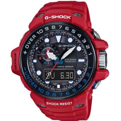 Reloj Casio GWN-1000RD-4AER Gulfmaster barato - relojdemarca