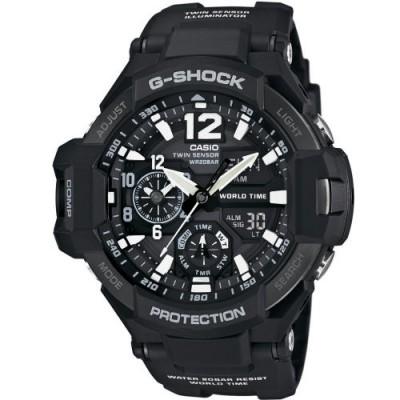 Reloj Casio GA-1100-1AER Gravitymaster barato - relojdemarca