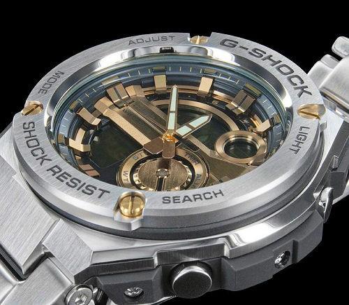 Reloj Casio G-Shock GST-210D-9AER rebajado - relojdemarca