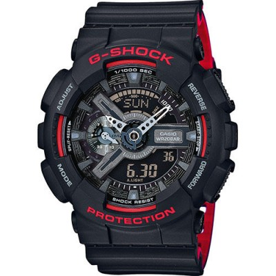 Reloj Casio G-Shock GA-110HR-1AER - relojdemarca