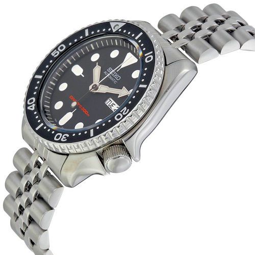 Reloj-Seiko-Diver-SKX007K2-automático-económico-relojdemarca