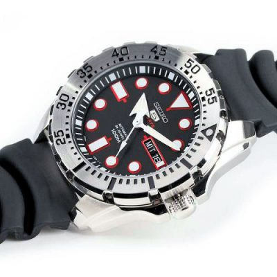 Reloj-Seiko-5-SRP601K1-automático-rebajado-relojdemarca