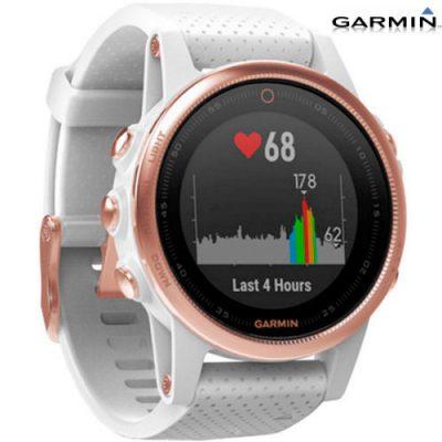 Reloj Garmin Fenix 5S Zafiro Rosegold