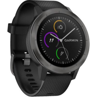 Reloj-Garmin-Vívoactive-3-Gunmetal-con-GPS-barato-relojdemarca